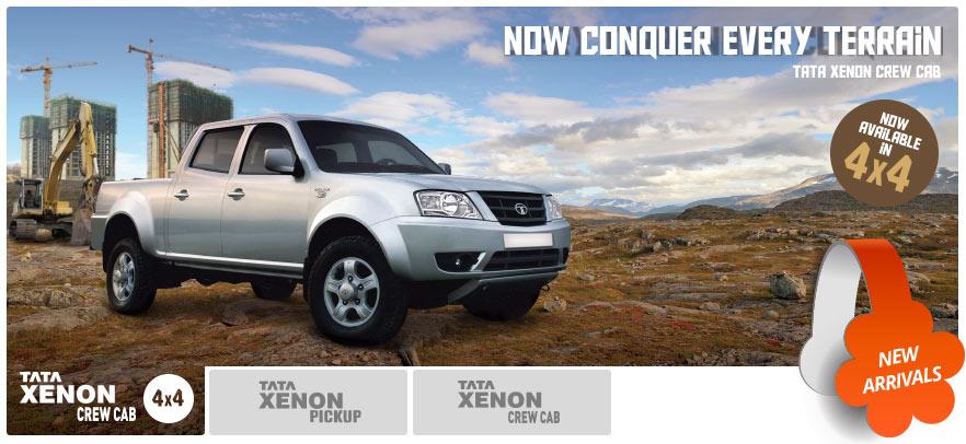 Xenon Pickup